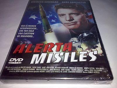 ALERTA MISILES DVD NUEVA PRECINTADA