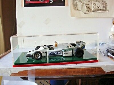 Western Models 1/24 Scale WF6B - 1983 Williams F1 Race Car, Promotional Model for sale  Los Angeles