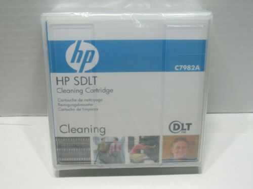 HP SDLT DLT Cleaning Cartridge C7982A