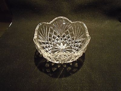 Beautiful Galway Crystal Bowl