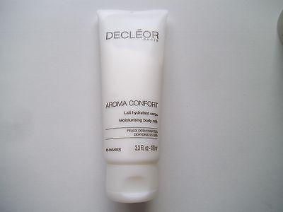 Decleor Aroma Confort Moisturizer Body Milk 3.3 oz / 100 ml (3.3 Ounce Body Milk)