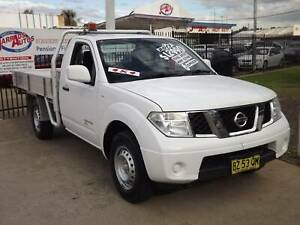 2013 Nissan Navara RX Manual Ute Leumeah Campbelltown Area Preview