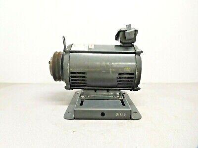 Mo-3304 Us Motors H21663 Electric Motor. 10 Hp. 3 Ph. 1760 Rpm. 215t Frame.