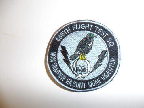 e1826 US Air Force Groom Black Ops 486th Flight Test Sq Squadron IR16C