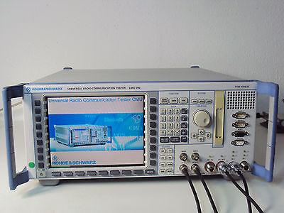 Rohde & Schwarz CMU200 RF-Analyzer / RF-Generator / Powermeter