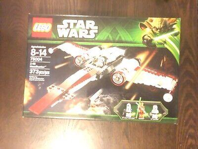 New - Z-95 HEADHUNTER STARFIGHTER - Star Wars Lego 75004 - 373 Pc VEHICLE