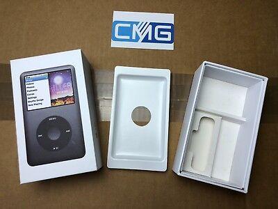 Box, Apple Ipod (Apple iPod Classic 7G 160GB Originalverpackung Box Verpackung Leerverpackung OVP)