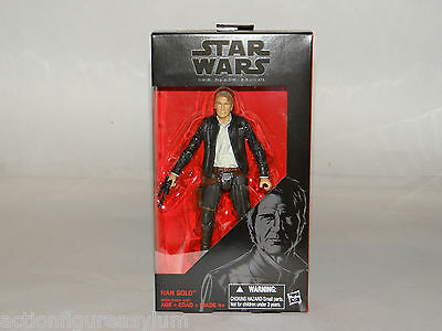 Star Wars Black Series - The Force Awakens Han Solo 6