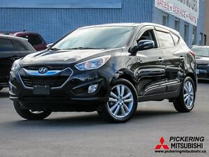 2013 HYUNDAI TUCSON LIMITED LEATHER/HEATEDSEATS/SUNROOF/AWD