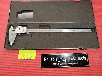 Brown Sharpe Swiss Made 12 Inch Dial Caliper P553