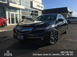 2016 Acura TLX Elite Elite !All Wheel Drive! Super Clean!