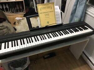 Yamaha Digital Piano P-35 Great Condition (used)  88-keys