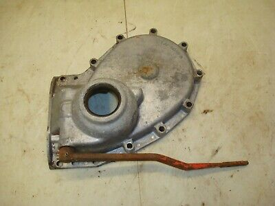 Ford 801 Tractor Front Engine Timing Cover 600 800