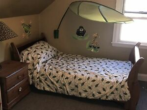 Junior/Toddler Bedroom set
