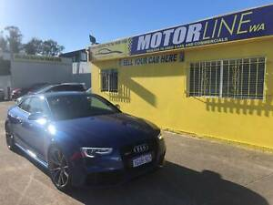 2015 Audi RS5 T8 Automatic 4.2L Coupe $59,999 Kenwick Gosnells Area Preview