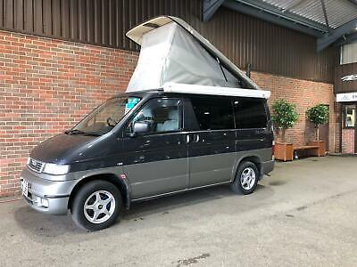 Mazda Bongo Automatic 2.5 D Campervan Day Van Motorhome