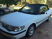 1998 Saab 9-3 Convertible High Wycombe Kalamunda Area Preview