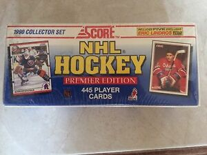 Hockey Collector cards