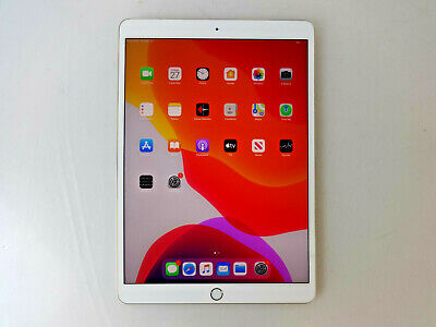 "Apple Ipad Pro A1701 1st Gen Wi-Fi 10.5"" 64GB Tablet Gold MQDX2LL/A"