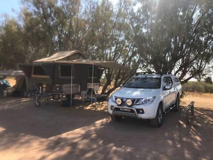 Camper Trailer Hire Madora Bay Mandurah Area Preview