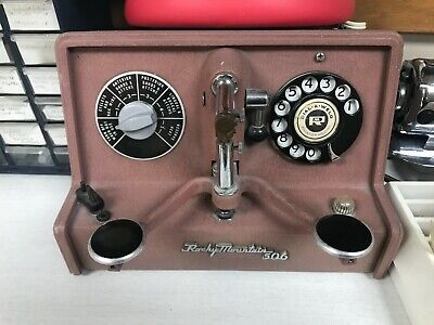 Pink Vintage Pre-owned Rocky Mountain 506 Spot Welder With Soldering Supplies