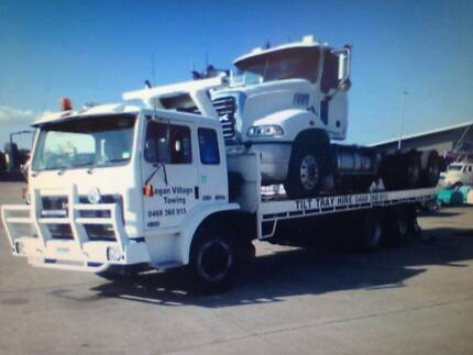 Tilt Tray/Towing Business
