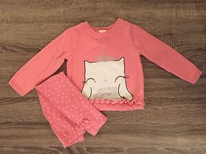 3T Girls Gymboree Outfit