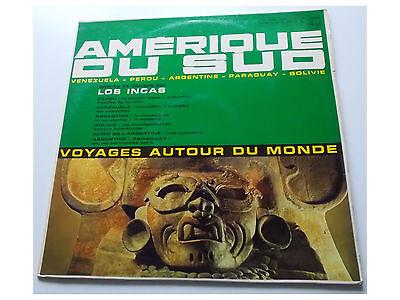 Los Incas – Amerique Du Sud - LP