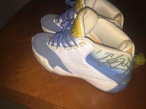Iverson 3 Reebok sneakers.