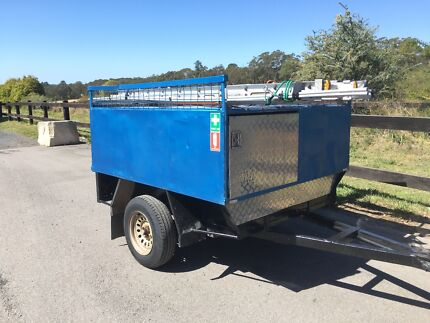 Fully Enclosed 6x4 Box Trailer Newcastle Newcastle Area Preview
