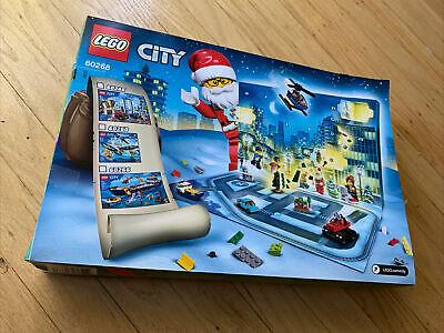 Lego City Winter 2020 Advent Calendar Christmas Countdown - 60268 342 pieces