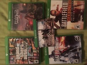 5 Xbox One Games