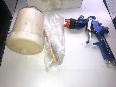 C.a. Technologies - Techline Hvlp Fine Spray Gun Tip 1.3 X1013 23-1013 With Cup