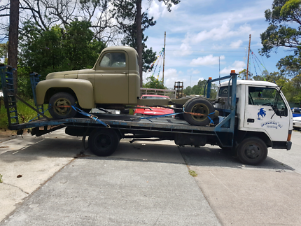 Towing Brisbane all areas Justin