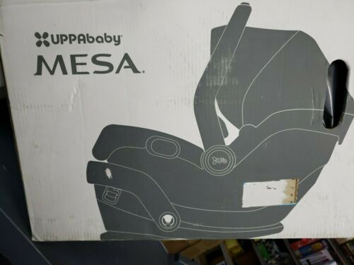 Uppababy mesa infant car seat THE BOX IS DISTRESSED manufacture date 4/20