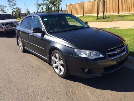 2008 Subaru Liberty,with RWC, Price is firm