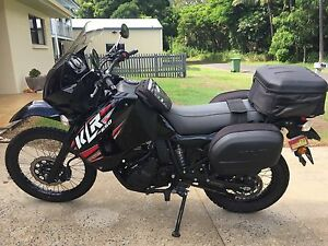 KLR650 2013 Mackay Mackay City Preview
