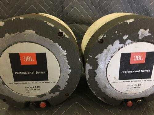"JBL Pro 2440 16 Ohm 2"" Compression Driver for Speaker Horns - last one"