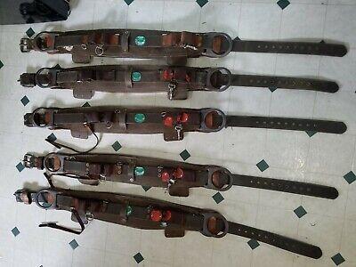 Buckingham 1902-25 Semi Float Body Belt Used