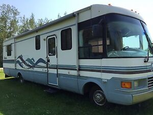 1995 National Dolphin motorhome