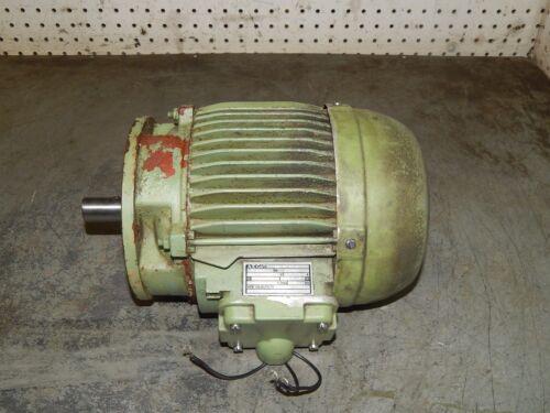 AEG AM90SX4 Motor 1.1KW 1390RPM 242/420Volt 4.45/2.55Amps 50HZ