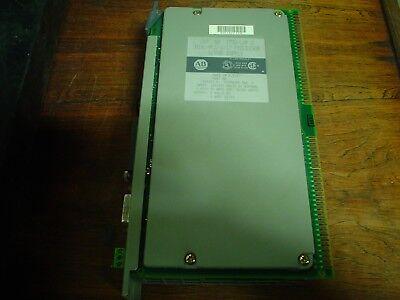 Allen Bradley 1772-lwp Series D Firmware Rev F Mini-plc-217 Processor - Used