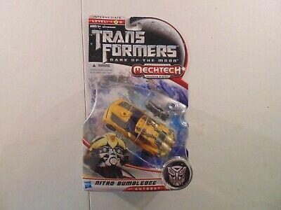 Transformers Dark of the Moon NITRO BUMBLEBEE MechTech NIP