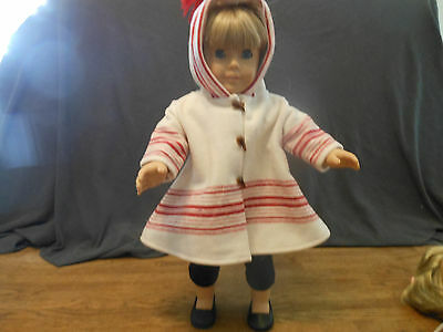 American Girl Doll Clothes - Authentic Hooded Cape