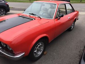 FIAT 124 SPORT COUPE. MUST SELL BEST OFFER.
