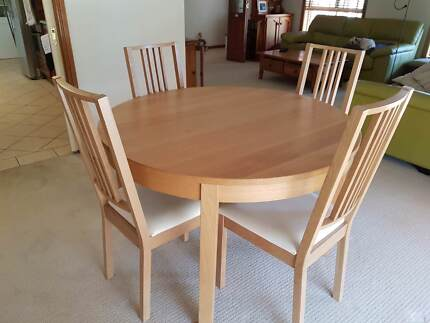 IKEA Dining Suite With Matching Buffet