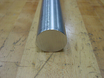 7075 T651 Aluminum Round Bar 2 Dia 2.0 Dia Priced By The Foot Up To 72