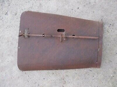 Mccormick Farmall F20 Ih Tractor Engine Motor Hood Cover Panel