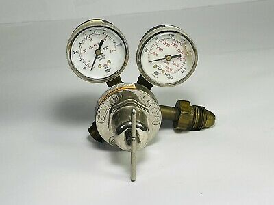 Smith Economy Flow Gauge Welding Argon Regulator 31-50-580 30 Series