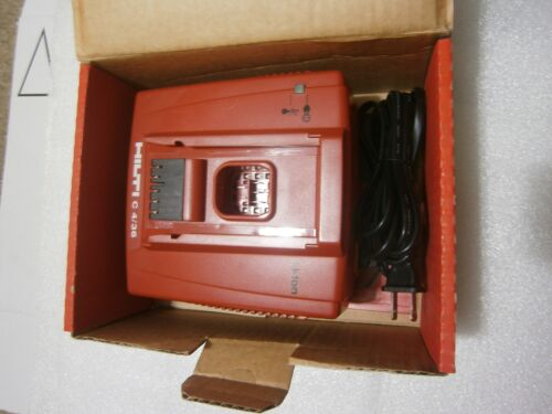 HILTI  C 4/36 BATTERY CHARGER BRAND NEW IN BOX